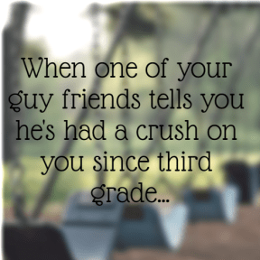 #crush #life #love #funny #forever #me #him #thirdgrade #loveyou