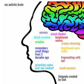 my autistic brain