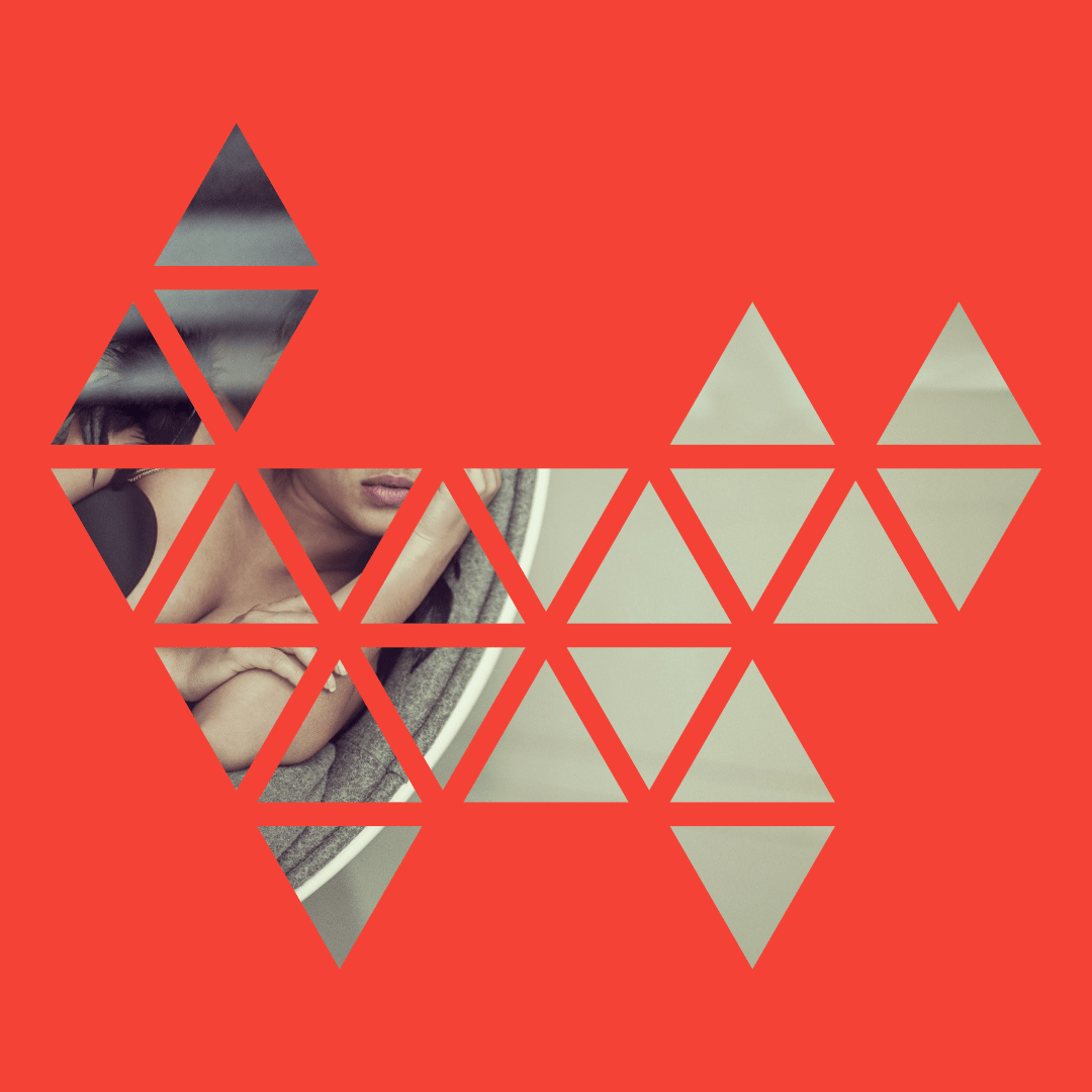 Red, Triangle, Text, Line, Avatar, White,  Free Image