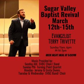 Revival Announcement