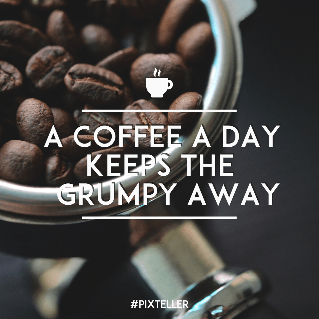 Font,                Caffeine,                Brand,                Poster,                Simple,                Quote,                White,                Black,                 Free Image