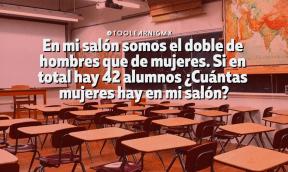 #classroom