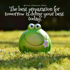 preparation #funny #avatar #quote #poster