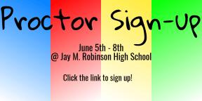 Proctor Sign up