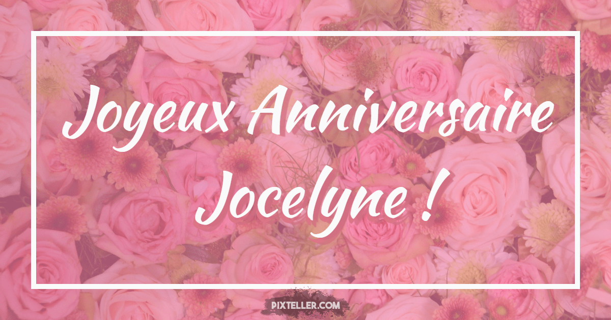 Joyeux Anniversaire Image Customize Download It For Free 73829