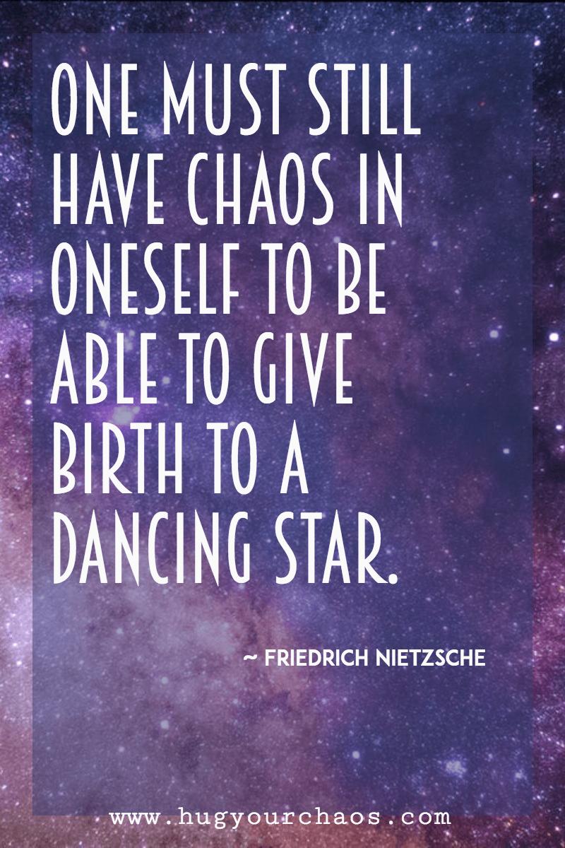 Nietzsche Quote Chaos Image Customize Download It For Free 74934