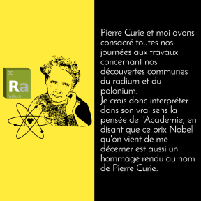 Discours Marie Curie 2