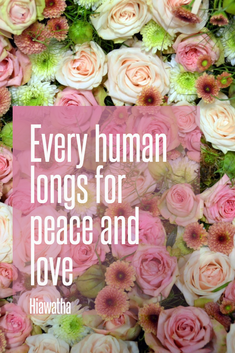 #peace #love #quote #poster #simple Design  Template