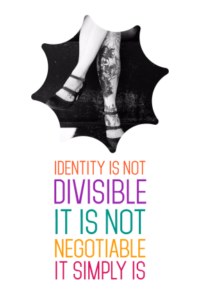 IDENTITY unique #poster #quote #luxury