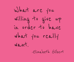 Get What you Want quote