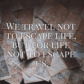 #travel #quote #poster #simple