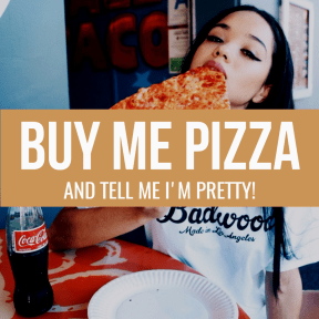 #poster #pizza #simple