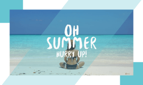 #template #summer #simple #poster