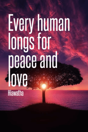 #peace #love #quote #poster #simple #flower
