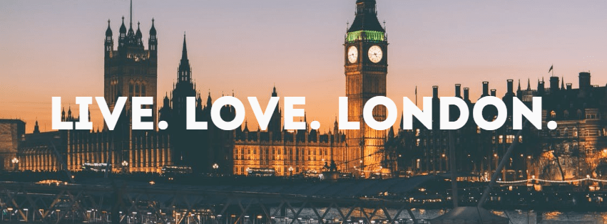 Skyline, City, Metropolis, Landmark, Human, Settlement, Poster, London, Love, Live, Simple, White, Black,  Free Image