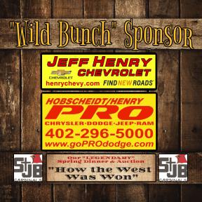 wild bunch sponsor