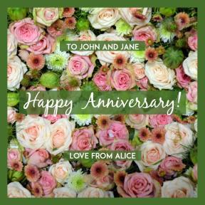 Happy anniversary #anniversary
