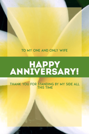 Happy anniversary #anniversary #wife #love