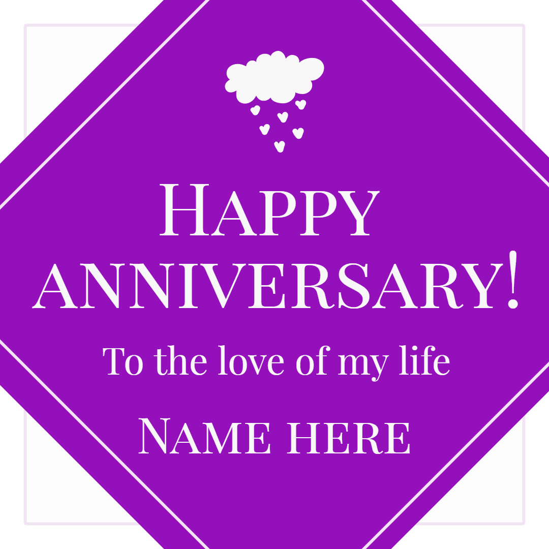 Happy anniversary #anniversary #love Design  Template