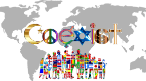 The Safe Zone - Coexistence Banner
