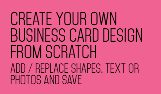 Business Card blank Design  Template