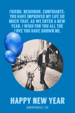 #poster #happynewyear #anniversary