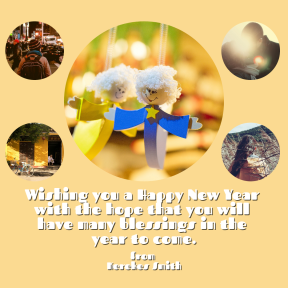 #happynewyear #anniversary #collage