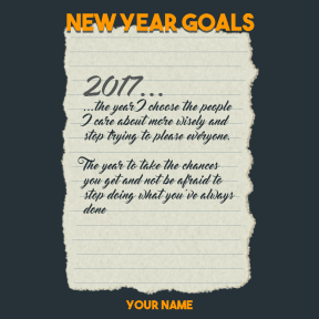 to do #poster #mockup #happynewyear #anniversary