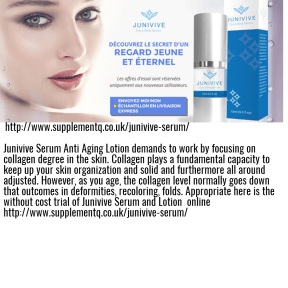 Junivive Serum