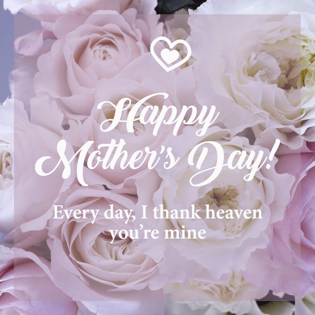 Happy mother's day #mother'sday Design  Template