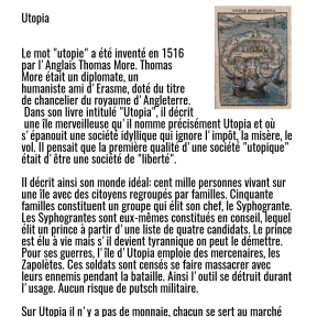 CGE: Utopie