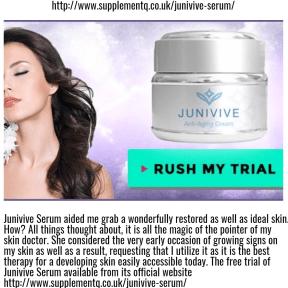 Junivive Serum