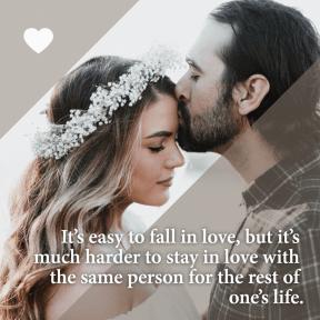 Fall in love #anniversary