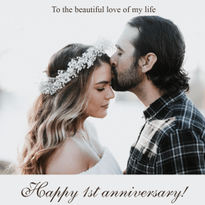 Happy anniversary #anniversary #beautiful #love