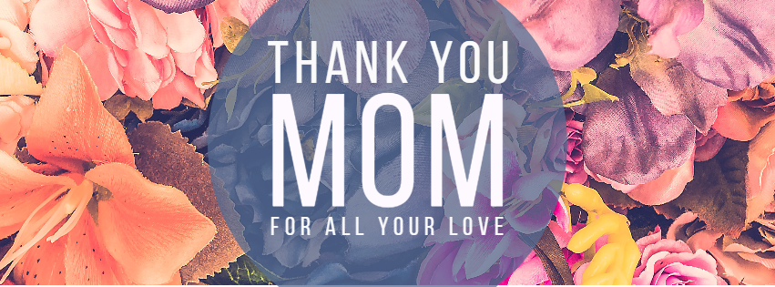 Mother's day #thankyou #mother Design  Template