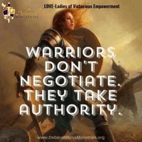 warriors dont negoitate