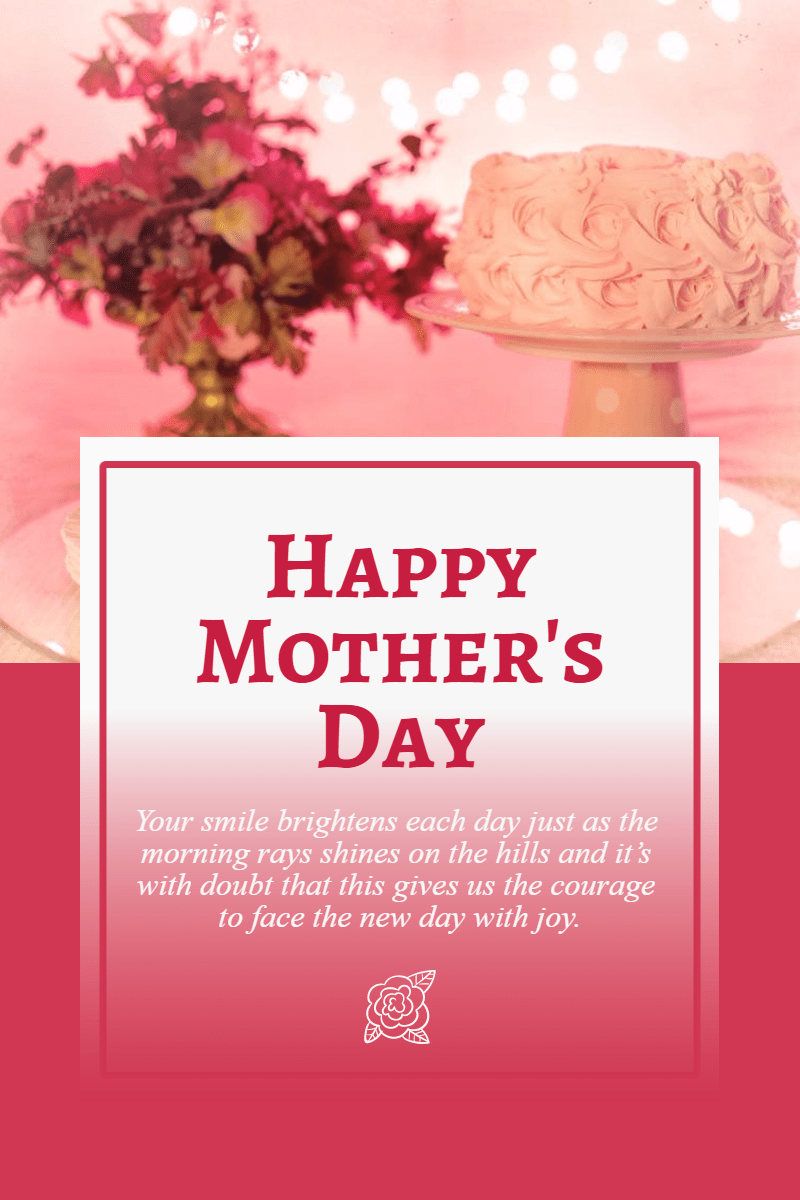 Pink,                Text,                Flower,                Petal,                Advertising,                Anniversary,                Mother,                Love,                Mothersday,                White,                Red,                 Free Image