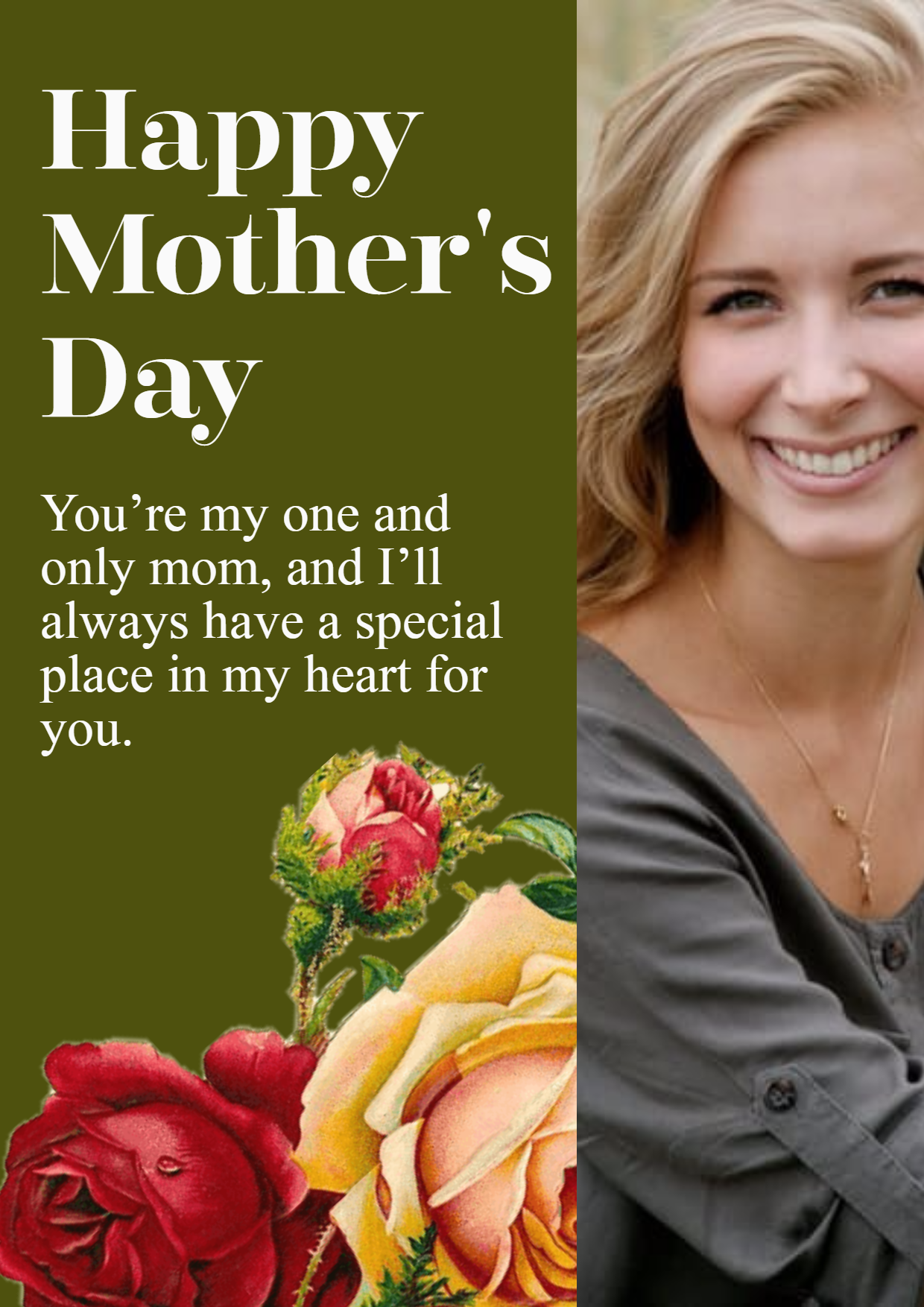 Happy mother's day #anniversary #mom Design  Template