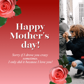 Happy mother's day # love #mother #anniversary