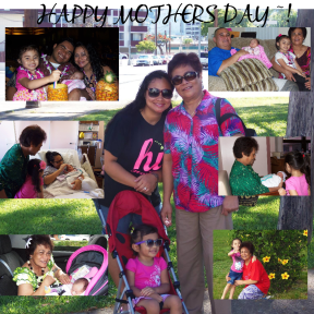 HAPPY MOTHERS DAY ~!