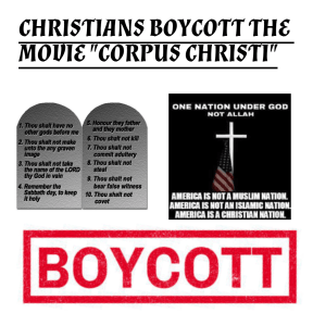 BOYCOTT CORPUS CHRISTI