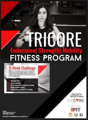 TRICORE 5-Week Challenge