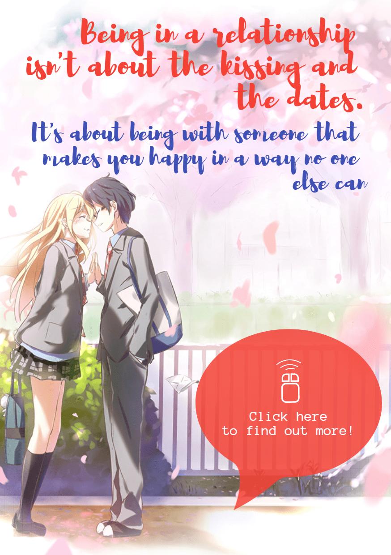 Kaori and Kousei #love #poster Design  Template
