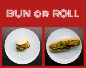BUN OR ROLL