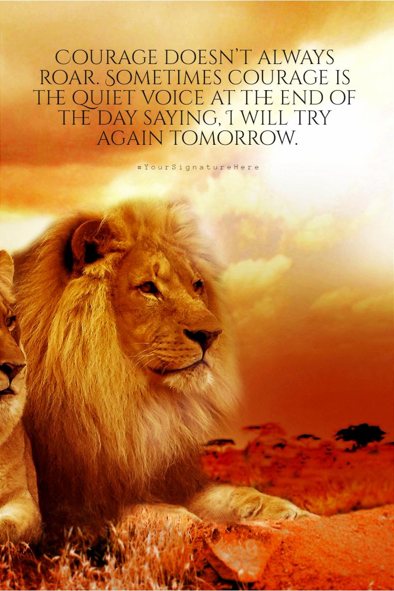 lion roar #avatar #luxury #poster Design  Template