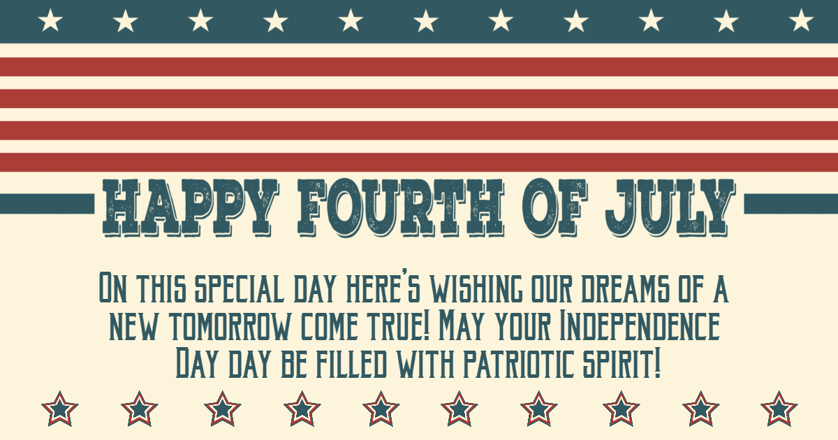 Happy fourth of July #4thofjuly Design  Template