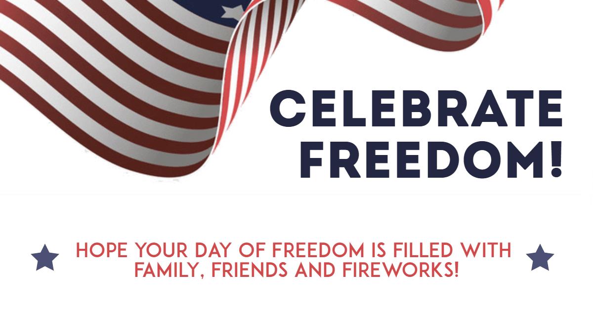 Font, Product, Advertising, Brand, Banner, 4thofjuly, Happyforthofjuly, Independenceday, Independence, Day, America, Freedom, Redwhiteandblue,  Free Image