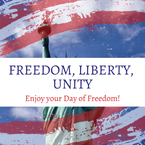 Enjoy your Day of Freedom! #4thofjuly #happyforthofjuly #independenceday #independence #day #america #redwhiteandblue #freedom #anniversary