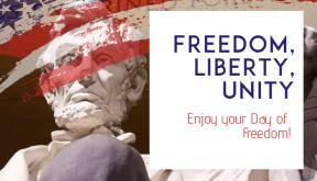 Enjoy your Day of Freedom! #4thofjuly #happyforthofjuly #independenceday #independence #day #america #redwhiteandblue #freedom #anniversary