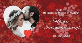 Happy anniversary #anniversary #love #husband